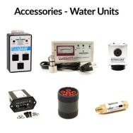 Optional Accessories – Water Units
